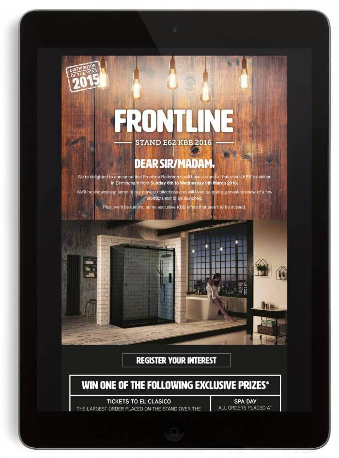 Frontline Bathrooms Image